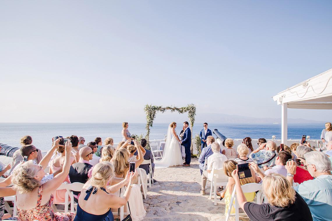 Delightfully Pretty & Wildy Fun Greek Destination Wedding | Penelope Photography 39