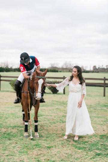 Equestrian Luxe; Boho Wedding Inspiration From Argentina | Steven Leyva Photography | Burlap & Bordeaux 53