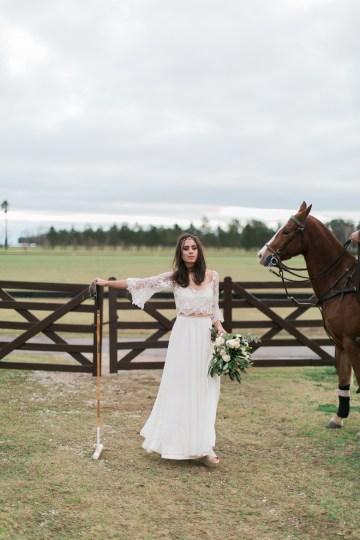 Equestrian Luxe; Boho Wedding Inspiration From Argentina | Steven Leyva Photography | Burlap & Bordeaux 57