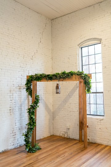 Literary Chic Loft Wedding (With A Harry Potter Cake!)   Brio Photography 30