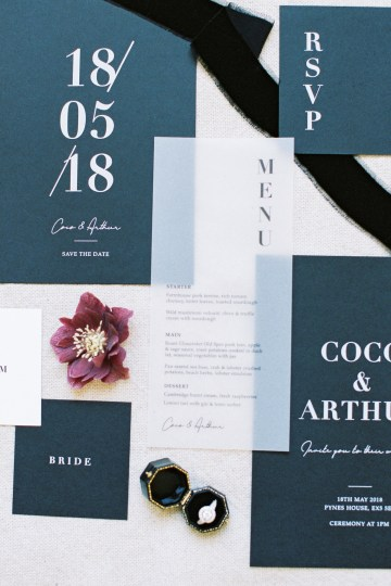 Luxurious Coco Chanel Inspired Wedding Ideas | Bowtie & Belle Photography 7