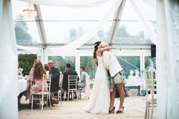 Relaxed & Woodsy Swedish Island Wedding | Sara Kollberg 23