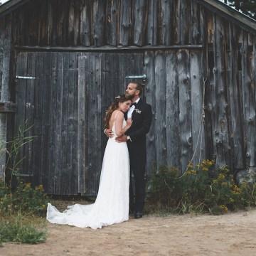 Relaxed & Woodsy Swedish Island Wedding | Sara Kollberg 27