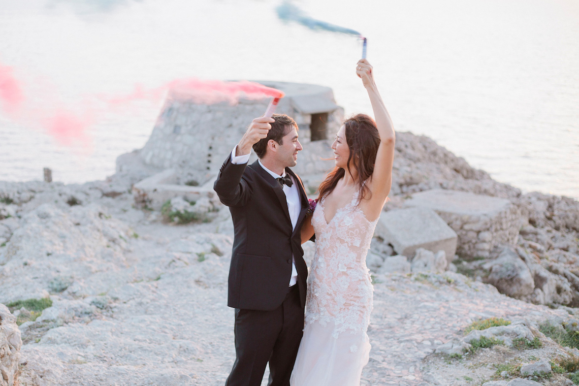 Romantic & Luxe Capri Destination Wedding | Purewhite Photography 11