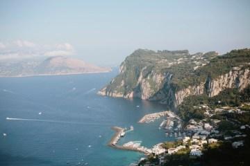 Romantic & Luxe Capri Destination Wedding   Purewhite Photography 3