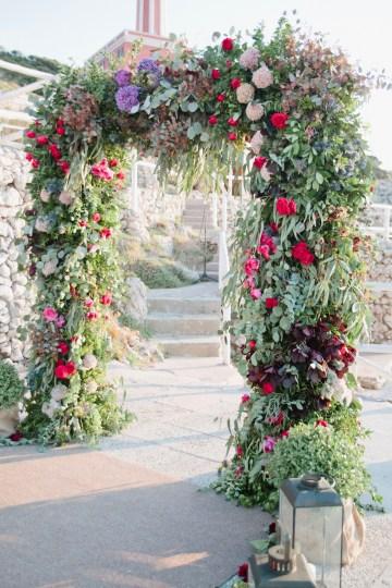 Romantic & Luxe Capri Destination Wedding   Purewhite Photography 38