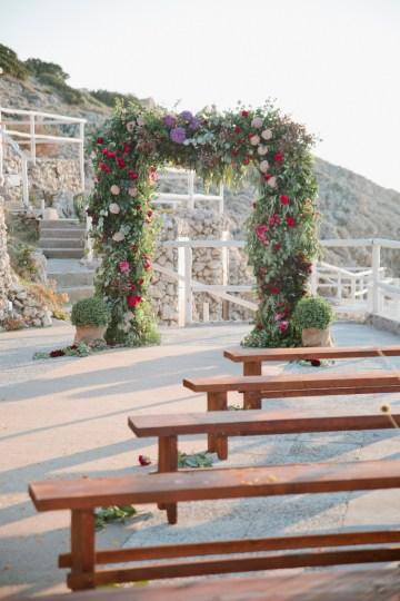 Romantic & Luxe Capri Destination Wedding   Purewhite Photography 40