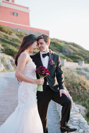 Romantic & Luxe Capri Destination Wedding   Purewhite Photography 43