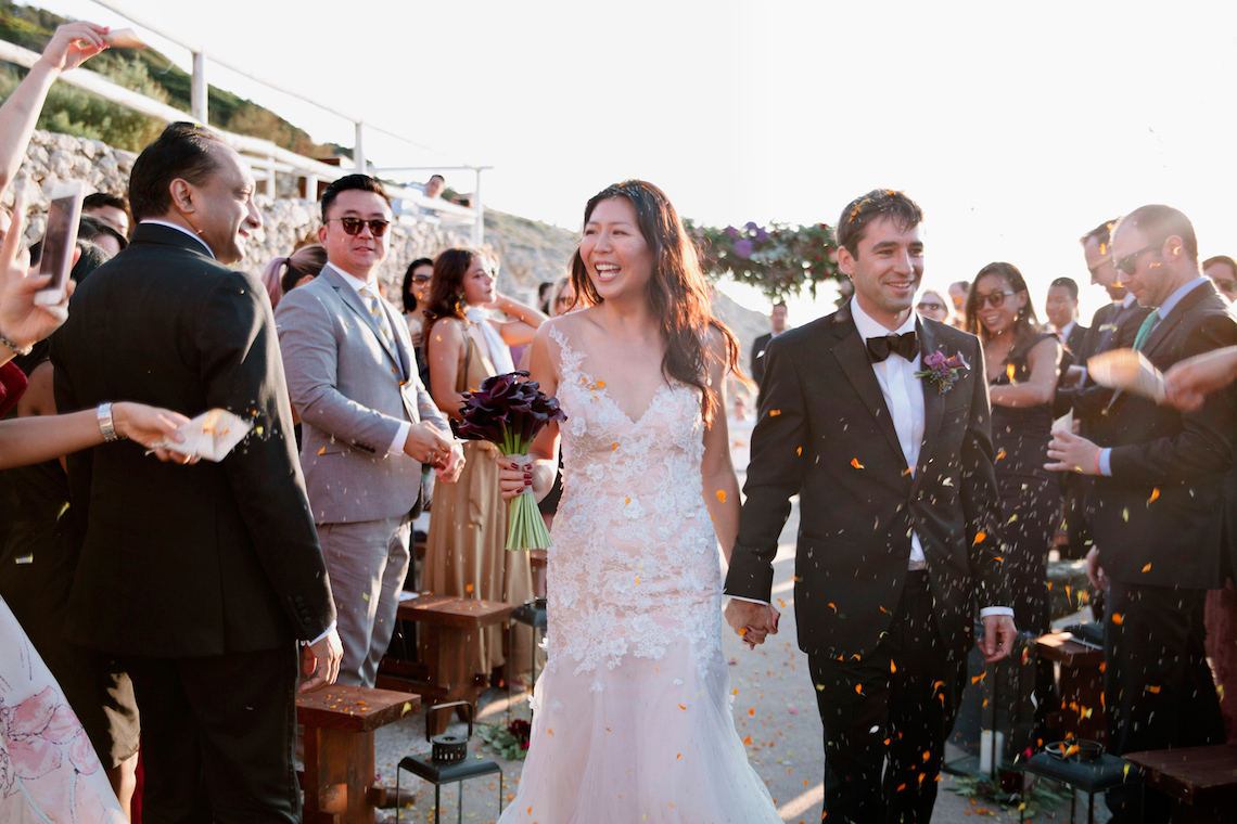 Romantic & Luxe Capri Destination Wedding | Purewhite Photography 9