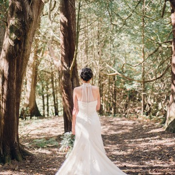 Rustic Orchard Wedding (With The Most Generous Guests)   Alabaster Jar Photography 18