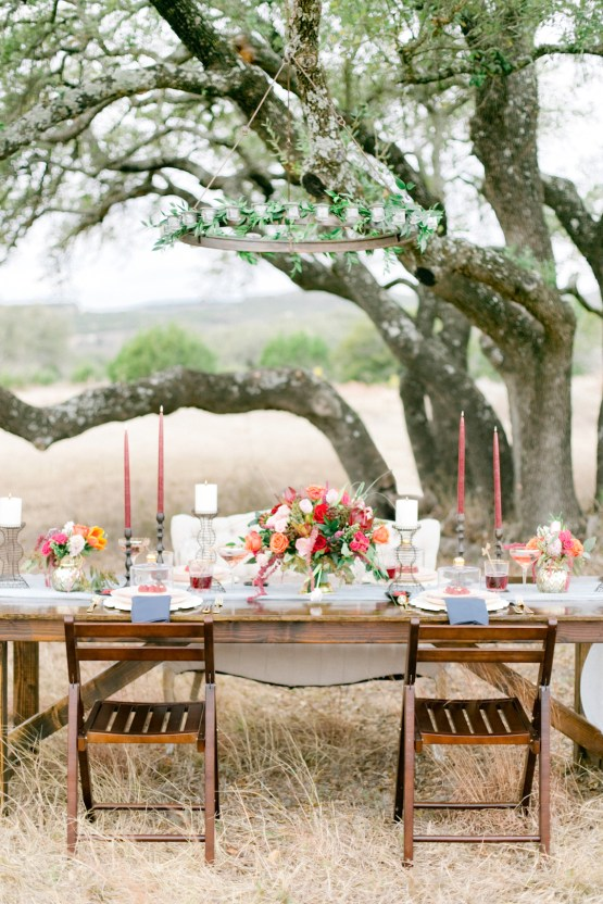Summer Berry Wedding Ideas From The Hill Country | Jessica Chole 24