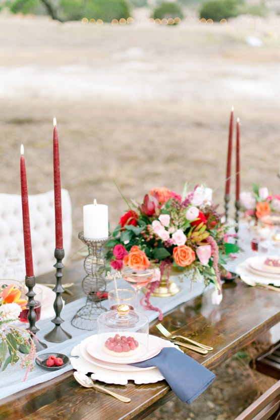 Summer Berry Wedding Ideas From The Hill Country | Jessica Chole 26