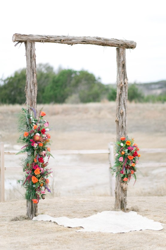 Summer Berry Wedding Ideas From The Hill Country | Jessica Chole 51