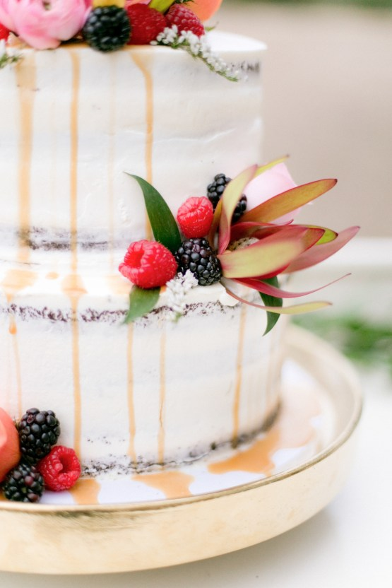 Summer Berry Wedding Ideas From The Hill Country | Jessica Chole 57