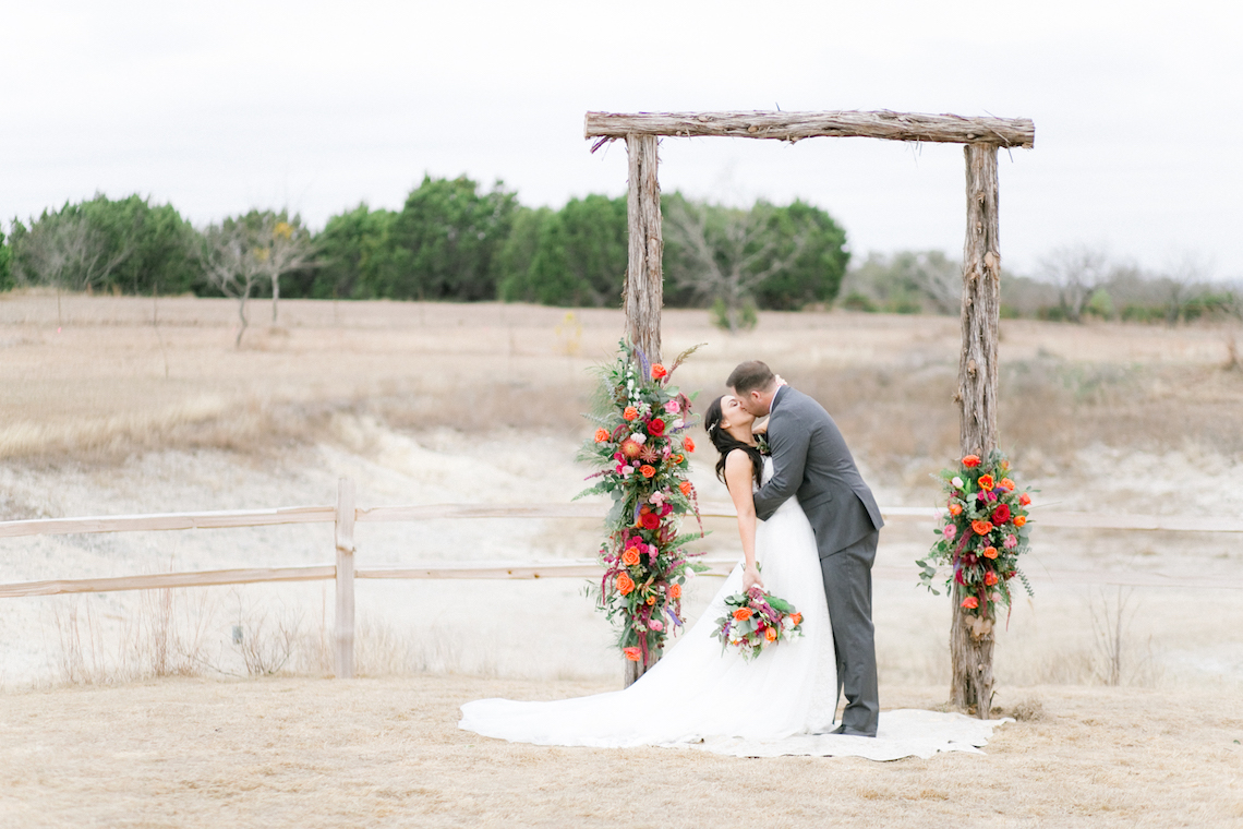 Summer Berry Wedding Ideas From The Hill Country | Jessica Chole 8