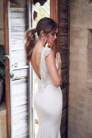 The Romantic & Sparkling Anna Campbell Wanderlust Wedding Dress Collection | Blake Dress-2