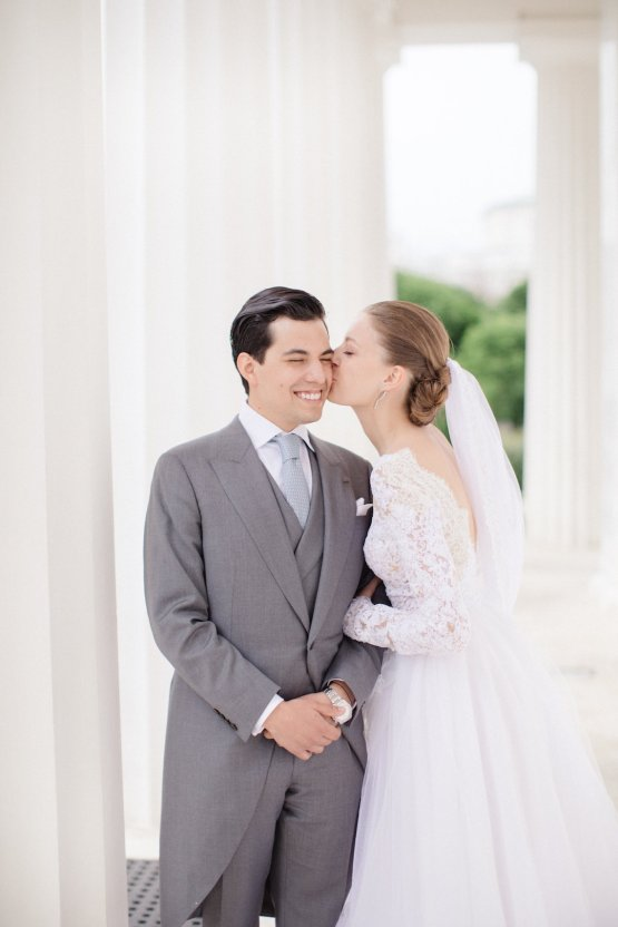 An Elegant Royal Vienna Destination Wedding | A Very Beloved Wedding | Sandra Aberg 22