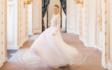 Practically Royal Vienna Destination Wedding