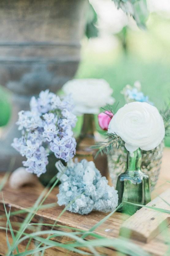 Beltane Goddess Bridal Inspiration With Lilacs And Horses – Gabriela Jarkovska 10