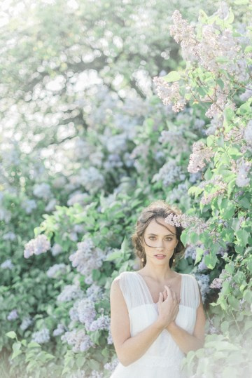 Beltane Goddess Bridal Inspiration With Lilacs And Horses – Gabriela Jarkovska 20