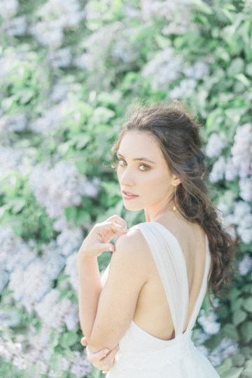 Beltane Goddess Bridal Inspiration With Lilacs And Horses – Gabriela Jarkovska 23