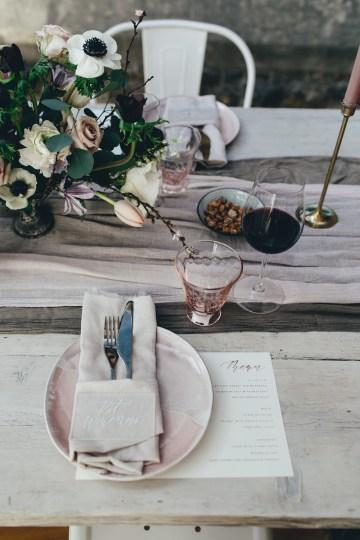 Celestial Ballerina Meets Art Gallery Wedding Inspiration   Alleksana Photography 40