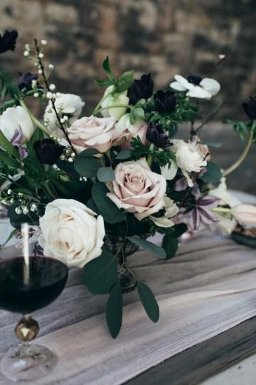 Celestial Ballerina Meets Art Gallery Wedding Inspiration   Alleksana Photography 42