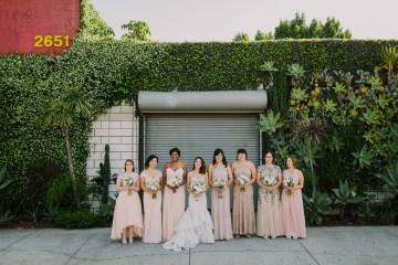 Cool Urban LA SmogShoppe Wedding | Lets Frolic Together 11