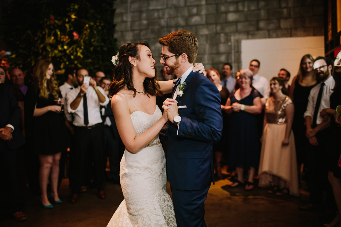 Cool Urban LA SmogShoppe Wedding | Lets Frolic Together 16