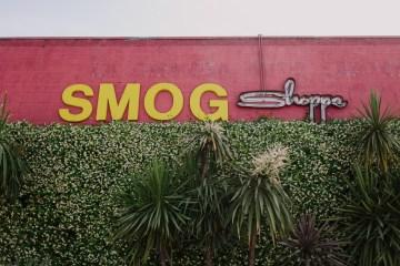 Cool Urban LA SmogShoppe Wedding | Lets Frolic Together 3