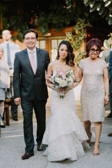 Cool Urban LA SmogShoppe Wedding | Lets Frolic Together 43