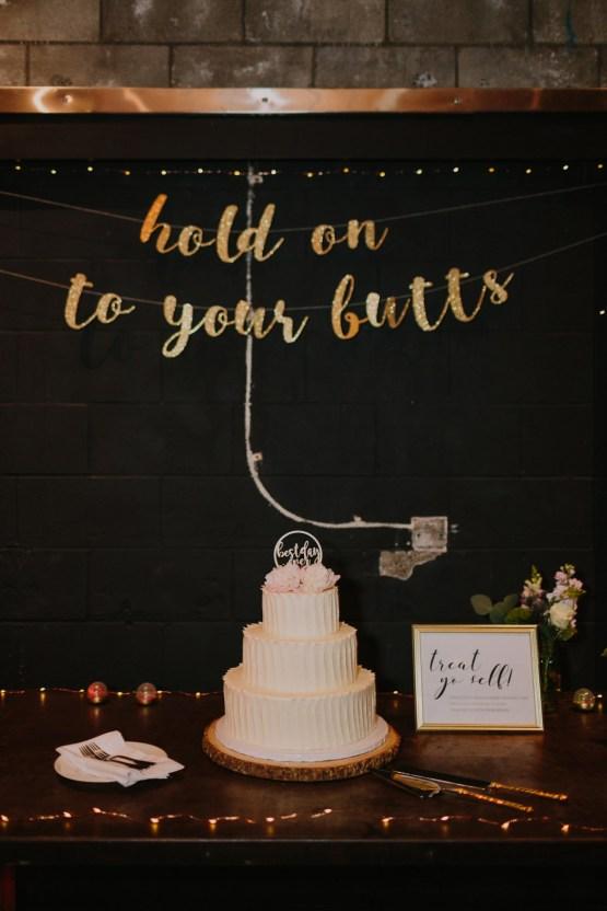 Cool Urban LA SmogShoppe Wedding | Lets Frolic Together 53