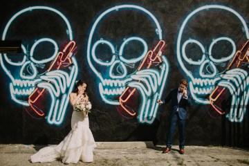 Cool Urban LA SmogShoppe Wedding | Lets Frolic Together 8