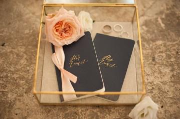 Elegant Pretty Pink Beach Wedding | Stephanie Smith 2