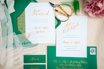 Emerald Green Elopement Inspiration – CMSours Photography 1