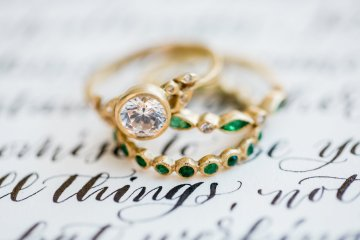 Emerald Green Elopement Inspiration – CMSours Photography 13