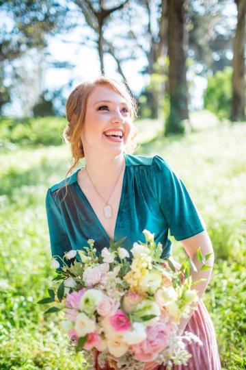 Emerald Green Elopement Inspiration – CMSours Photography 27