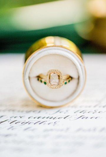 Emerald Green Elopement Inspiration – CMSours Photography 38