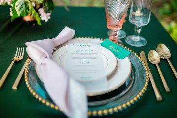 Emerald Green Elopement Inspiration – CMSours Photography 4