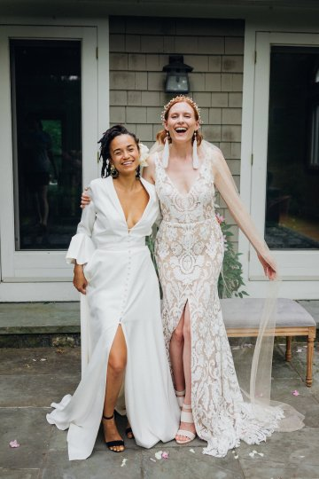 High Style; Luxurious Weed Wedding Ideas | Claire Eliza | High Herstory | Sarah Seven 31