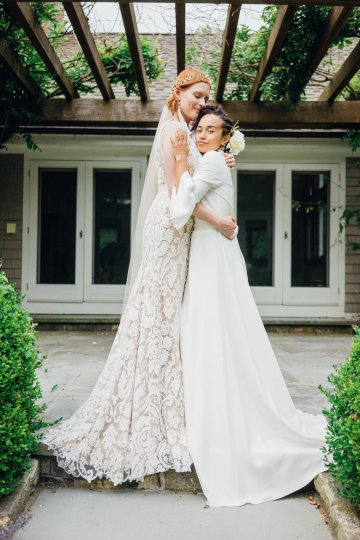 High Style; Luxurious Weed Wedding Ideas | Claire Eliza | High Herstory | Sarah Seven 39