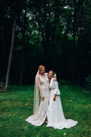 High Style; Luxurious Weed Wedding Ideas | Claire Eliza | High Herstory | Sarah Seven 62