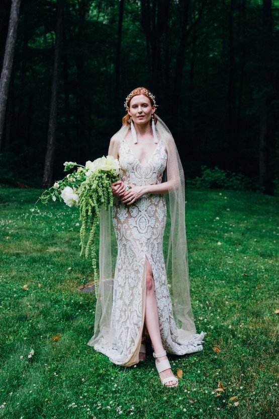 High Style; Luxurious Weed Wedding Ideas | Claire Eliza | High Herstory | Sarah Seven 68