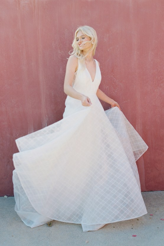 Jenny by Jenny Yoo's Fresh and Totally Modern Wedding Dress Collection | Avery 4