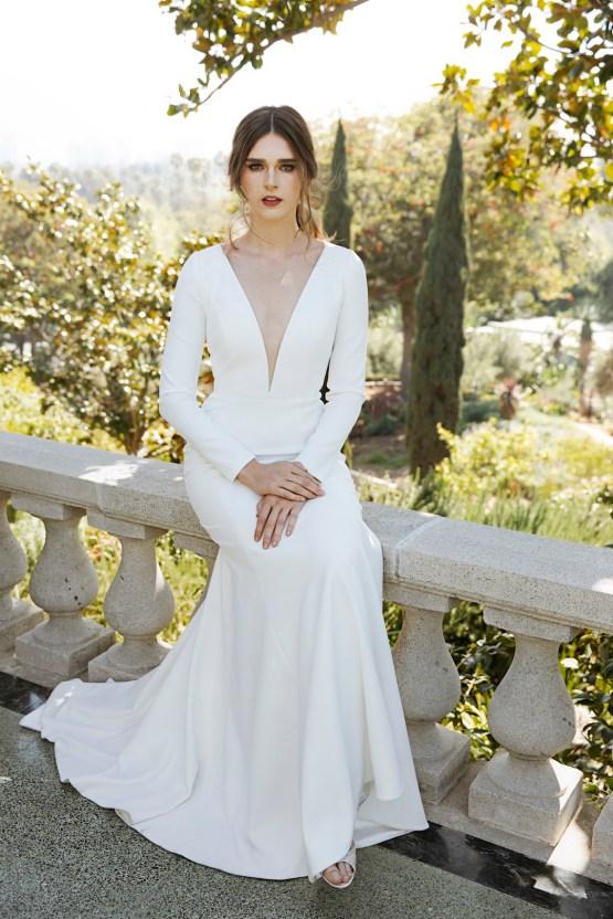 Jenny by Jenny Yoo's Fresh and Totally Modern Wedding Dress Collection | Blythe 7