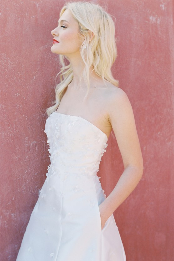 Jenny by Jenny Yoo's Fresh and Totally Modern Wedding Dress Collection | Odette 1