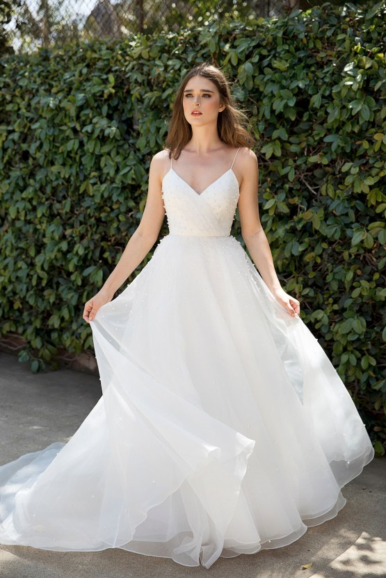 Jenny by Jenny Yoo's Fresh and Totally Modern Wedding Dress Collection | Presley 2