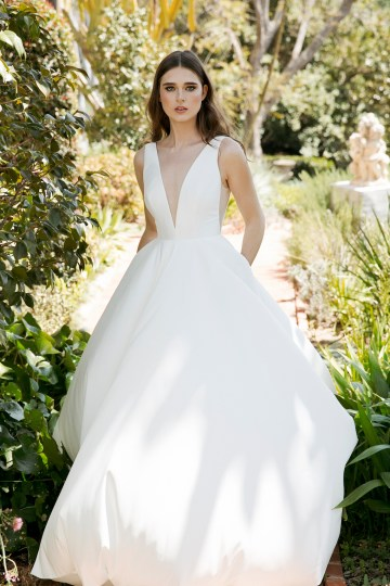 Jenny by Jenny Yoo's Fresh and Totally Modern Wedding Dress Collection | Spencer 2