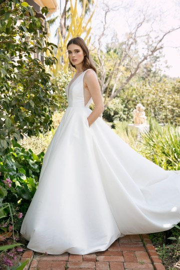 Jenny by Jenny Yoo's Fresh and Totally Modern Wedding Dress Collection | Spencer 6