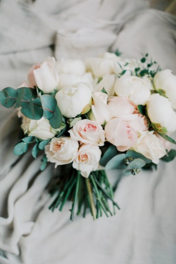Luxurious Peony Filled Wedding At Home – Katie Julia – Lily and Sage 28